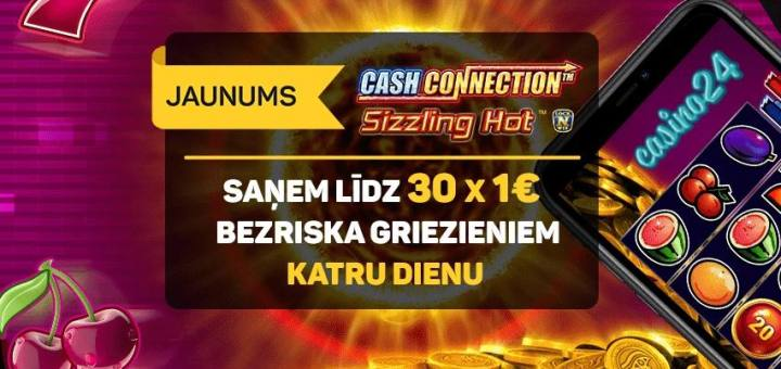 Klondaika online kazino bonusi