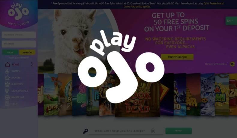 Casino PlayOJO - официальный сайт, рабочее зеркало, онлайн игры, слоты, бонусы и промокоды. Отзывы клиентов. Регистрация в Казино ПлейОжо. Получи свой бонус! Casino-Online.promo