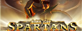 Lucky Creek Casino - 25 Free Spins for Age of Spartans