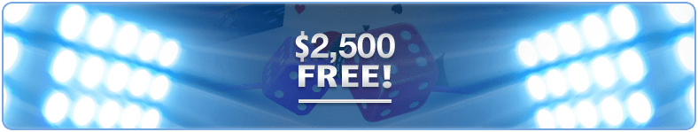 Red Stag Casino - $2,500 bonus for first 7 deposits
