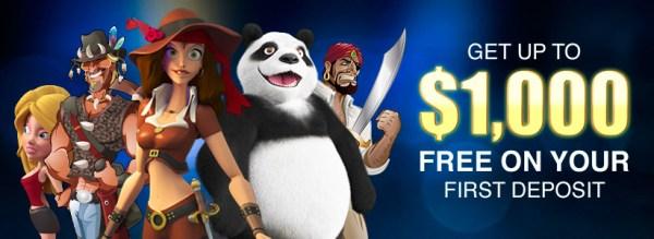 Online Slots.LV Next 8 Deposits Bonus $4000