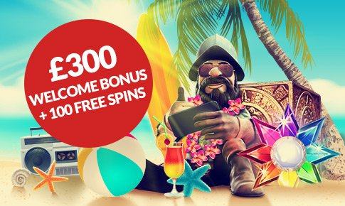 Guts.com Welcome Bonus Plus Free Spins