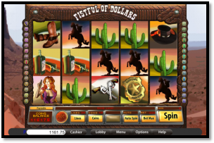 Lucky Creek Online Casino Festival Dollars