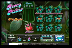 WizBet Online Casino Slots Berry Festival