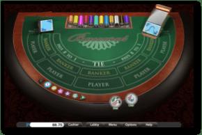 WizBet Online Casino Baccarat Craps Blackjack Poker Roulette