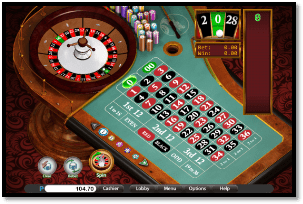 Mandarin Palace Online Casino Roulette