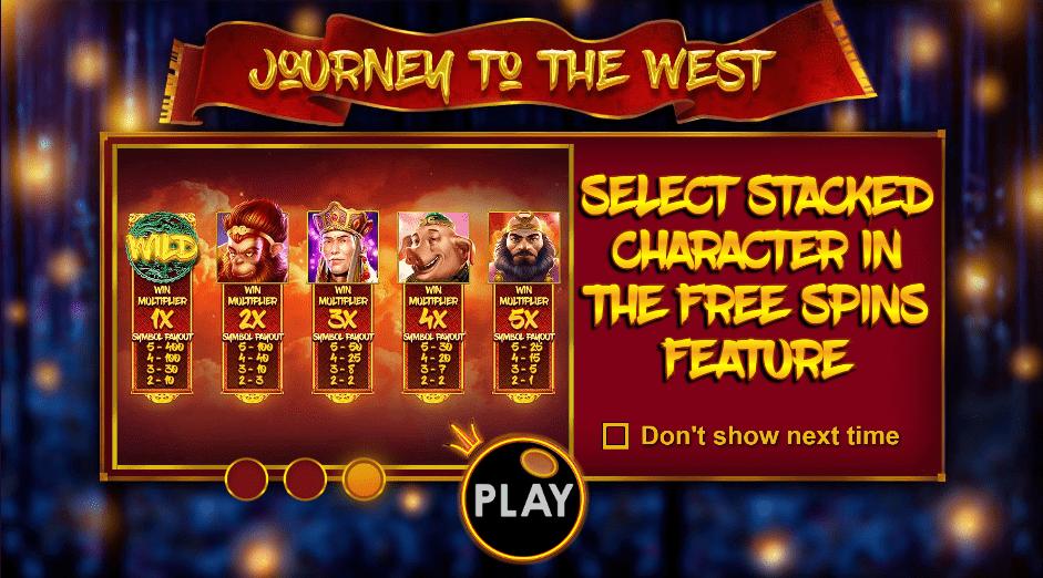 Journey to the West Pragmatic Play Wukong, Xuanzang, Zhu and Sha