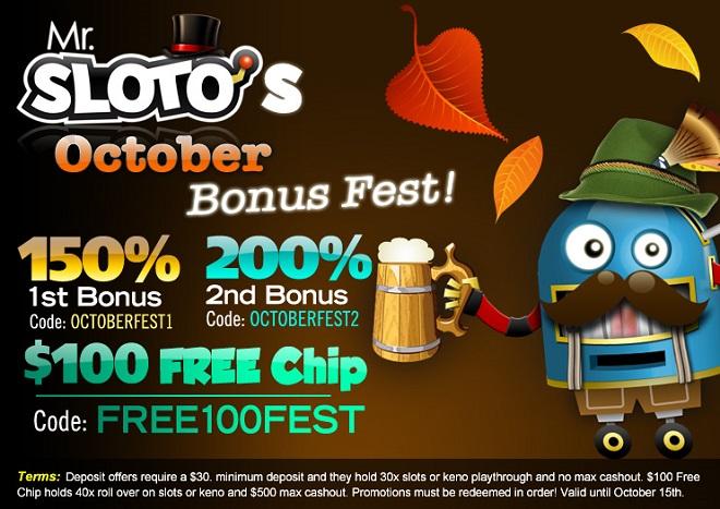 Oktoberfest Sloto Cash Casino & Uptown Aces
