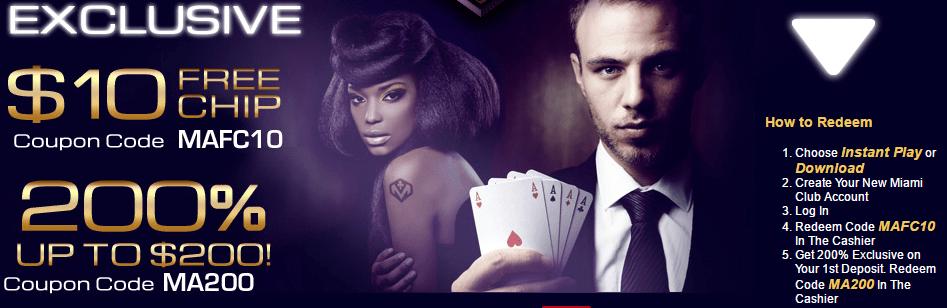 Club Gold Casino No Deposit Bonus 2017