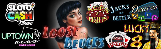 New RTG Mobile Games Slotocash Uptown Aces