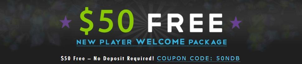 Raging Bull Online Casino $50 FRE No Deposit Bonus