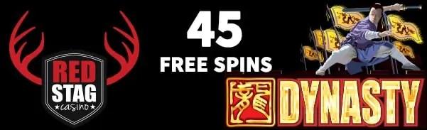 Red Stag Casino No Deposit Bonus March 2021