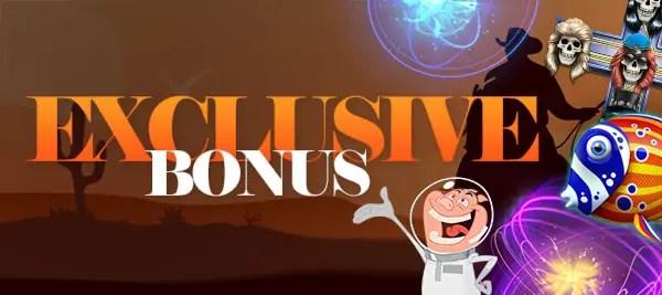 GrandWild Casino Exclusive Bonus