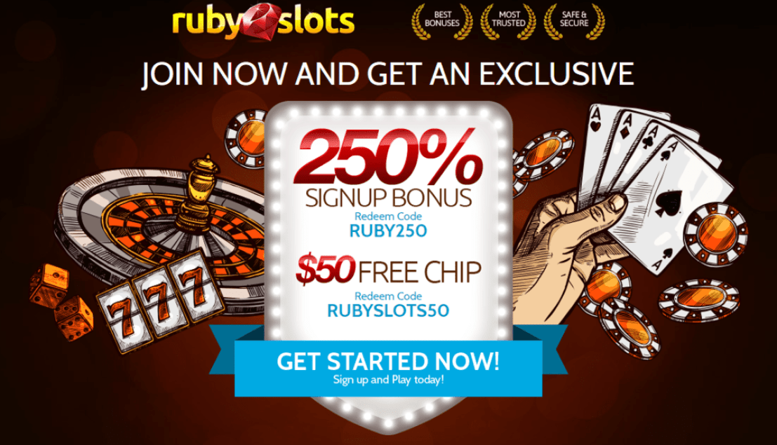 Slots with sign up bonus