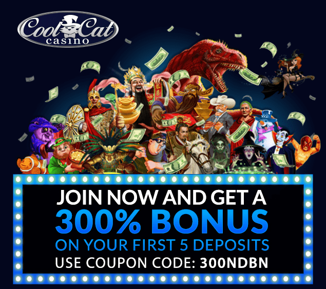 no deposit bonus codes coolcat casino