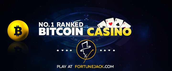 Fortune Jack Casino No. 1 Ranked Bitcoin and Cryptocurrencies Casino