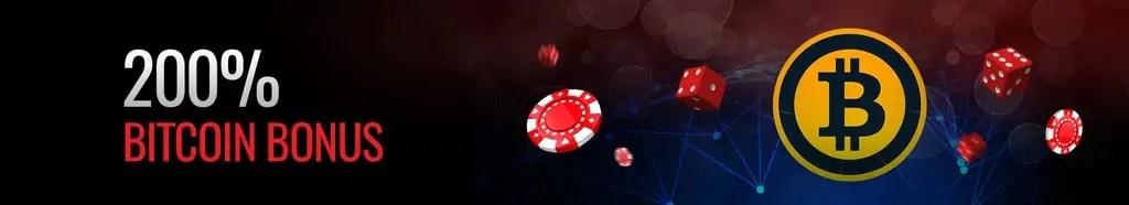 Casino Extreme 200% Bitcoin Bonus RTG