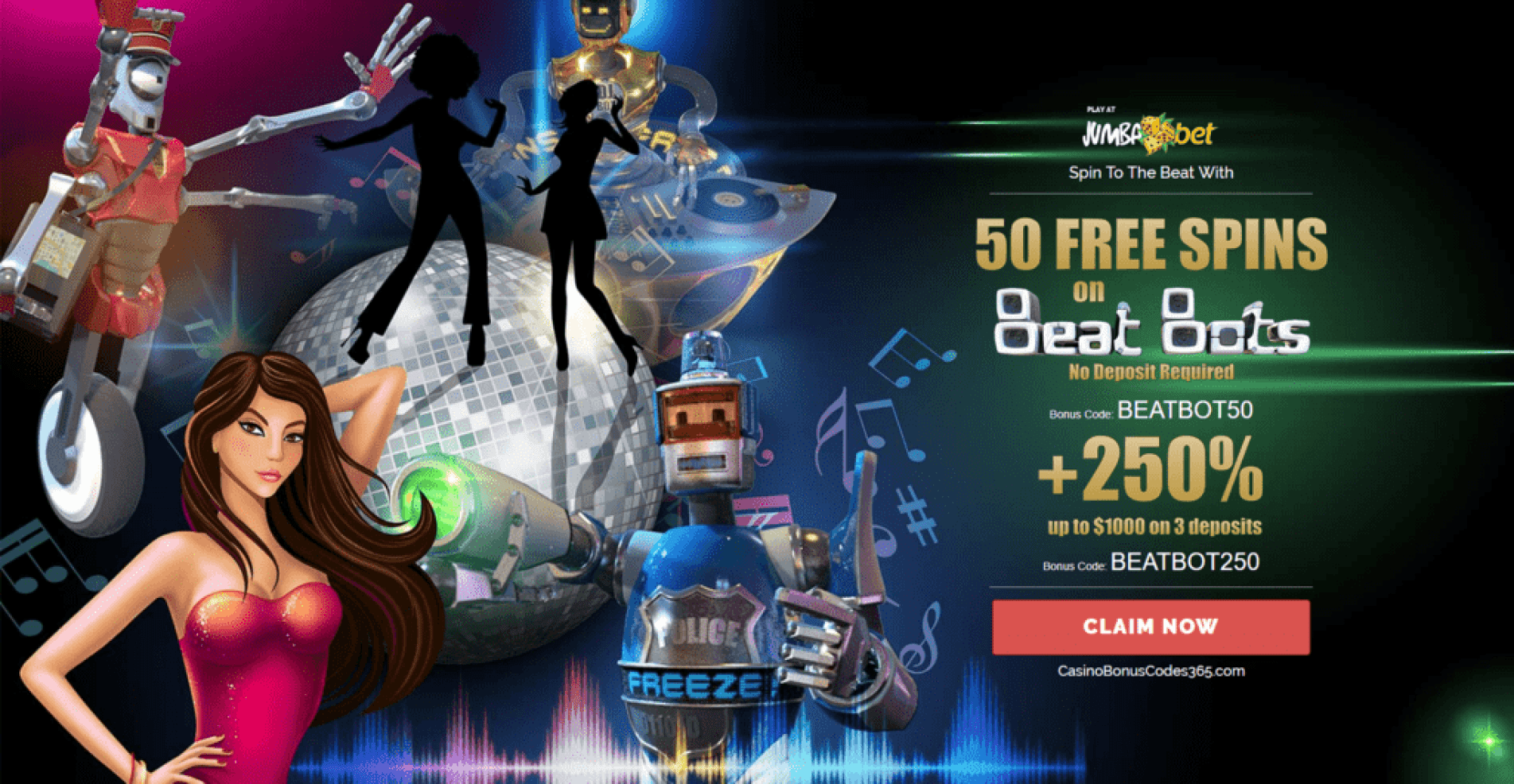 jumba bet casino bonus codes