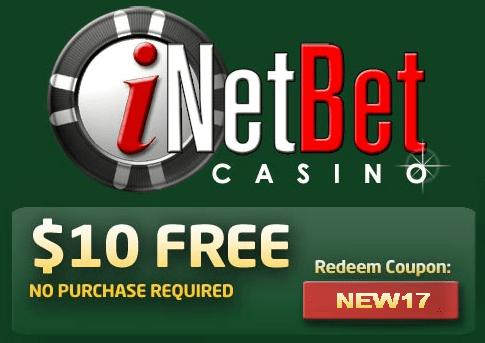 Inetbet no deposit bonus codes how to win gambling every time