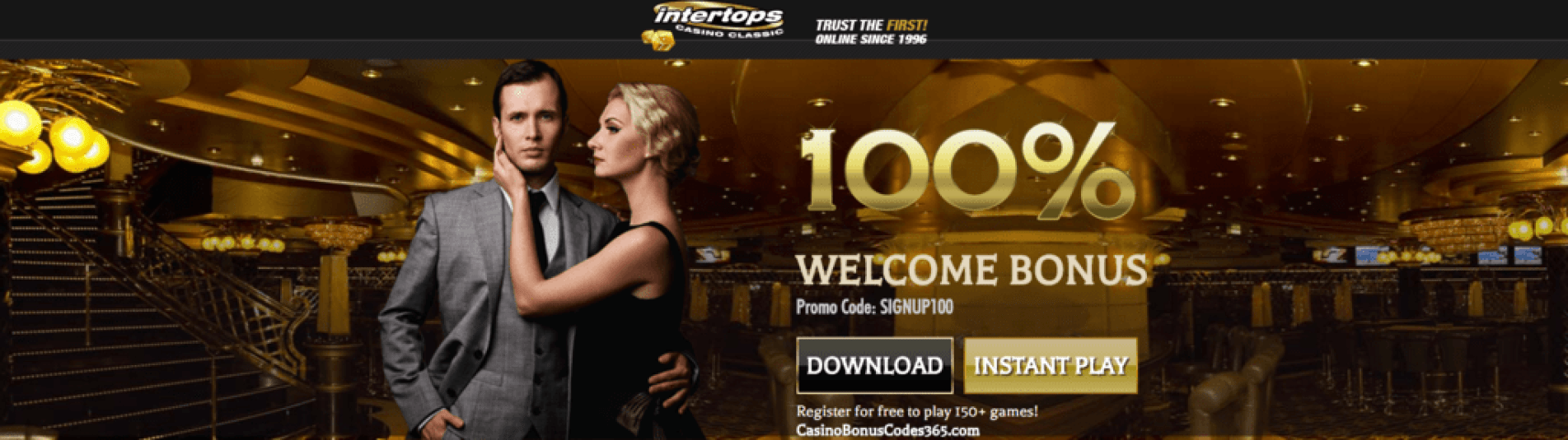 Intertops Casino Bonus Codes Intertops Casino Bonus Codes