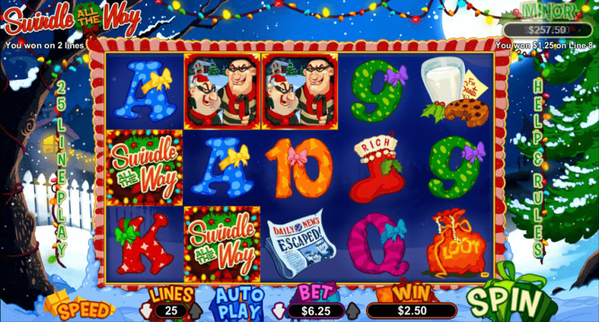 Grande Vegas Casino RTG Swindle All The Way