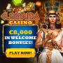 Cleopatra Casino 100% First Deposit Bonus