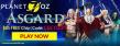 Planet 7 OZ Casino New Game RTG Asgard $25 No Deposit FREE Chip