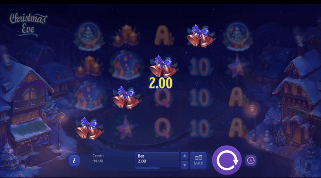 Grand Wild Casino Playson Christmas Eve