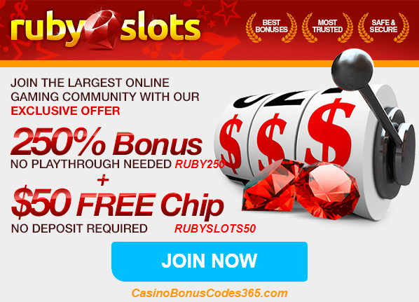 Ruby slots no deposit codes july 2017 what is imgur roulette