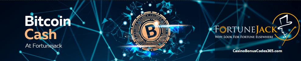 Fortune Jack Online Casino Bitcoin Cash