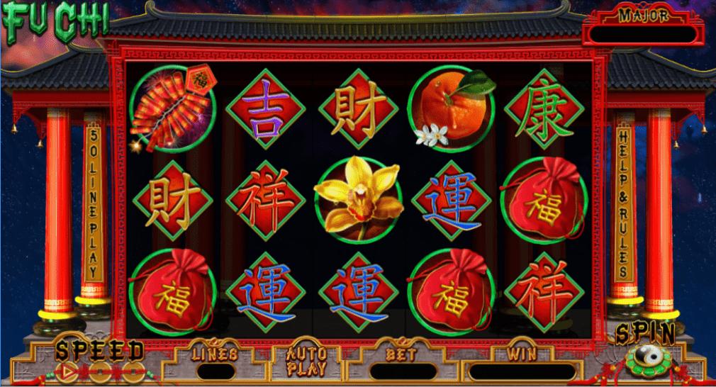 Slots of Vegas RTG Fu Chi