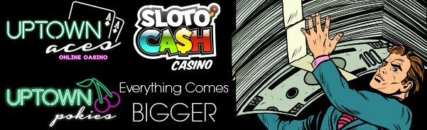 SlotoCash Casino Uptown Aces Uptown Pokies This 2018 Everything Comes Bigger!