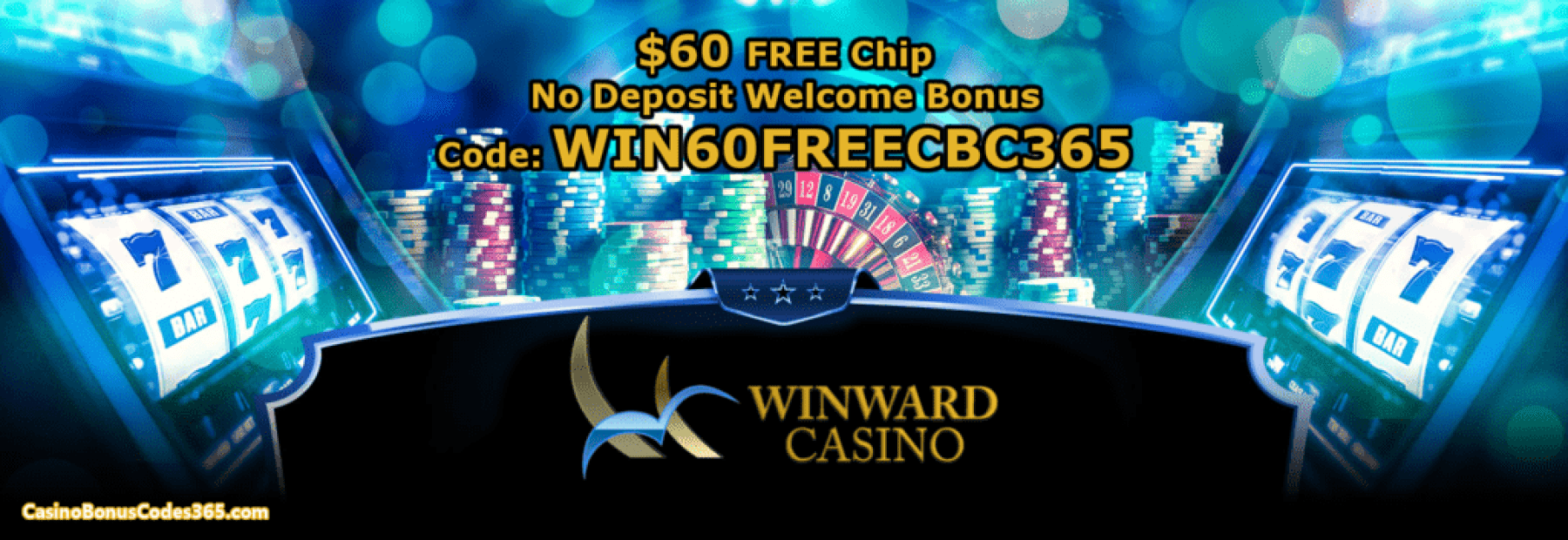 latest casino bonus free chip
