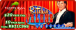 Raging Bull Casino Exclusive Bonus $20 No Deposit FREE Chip plus 10 FREE Spins RTG Ritchie Valens La Bamba