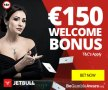 Jetbull Casino €150 Welcome Bonus