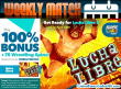 SlotoCash Casino Weekly Match Get Ready for Lucha Libre 2 100% Bonus plus 75 Wrestling Spins!