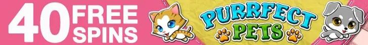 Dinkum Pokies Exclusive 40 FREE Purrfect Pets RTG