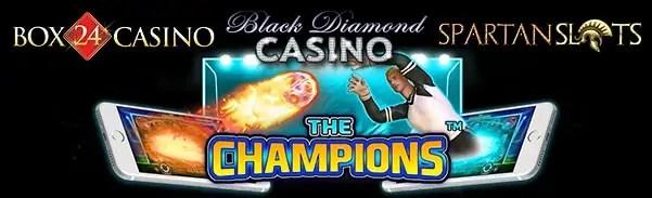 Spartan Slots Box 24 Casino Black Diamond Casino Pragmatic Play The Champions LIVE
