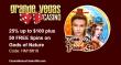Grande Vegas Casino June 2018 RTG Gods of Nature 25% up to $100 plus 50 FREE Spins