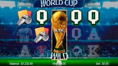 Vegas Crest Casino Mobilots World Cup