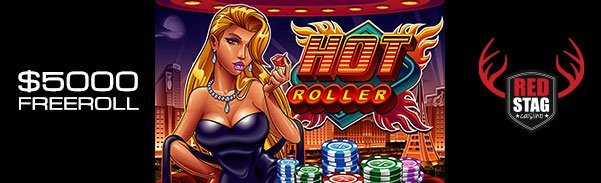 Red Stag Casino The Slots Ranger: Summer Edition Freeroll Hot Roller