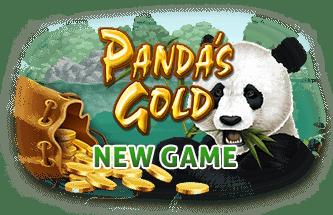 Intertops Casino Red New Game RTG Pandas Gold