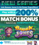 SlotoCash Casino new RTG Game Banana Jones 200% Match Bonus
