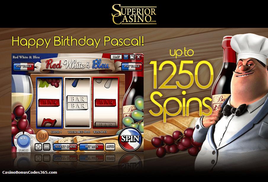 Casino Online 1250