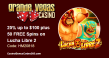 Grande Vegas Casino August 2018 RTG Lucha Libre 2 25% up to $100 plus 50 FREE Spins