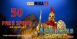 Mega7s Casino RTG Achilles Exclusive FREE Spins