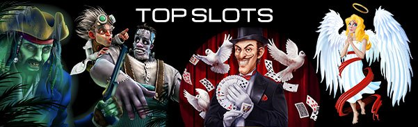 Deckmedia Top Slots by Spins September 2018