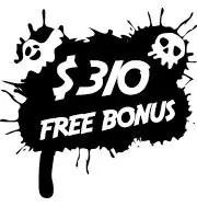 Grande Vegas Casino Halloween Party Special Promo $310 FREE Chip