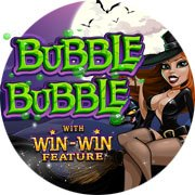 Grande Vegas Casino Halloween Party Special Promo RTG Bubble Bubble 2