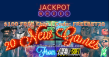 Jackpot Wheel $100 FREE Chip 20 New Betsoft Games Special Offer